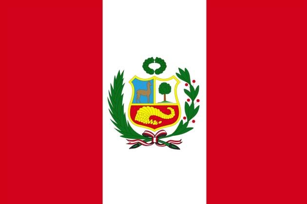 Voyage Pérou : guide avec le drapeau