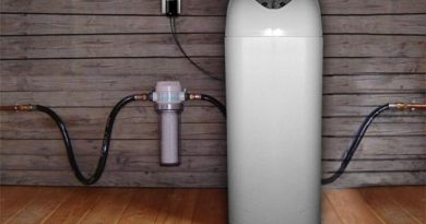Installation adoucisseur d'eau : Un adoucisseur d'eau installé