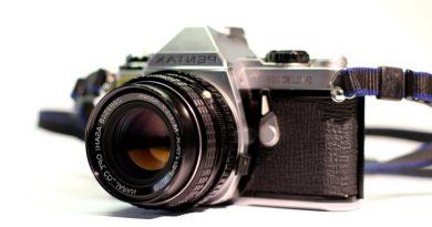 Photographie Lille : l'appareil photo pièce maitresse