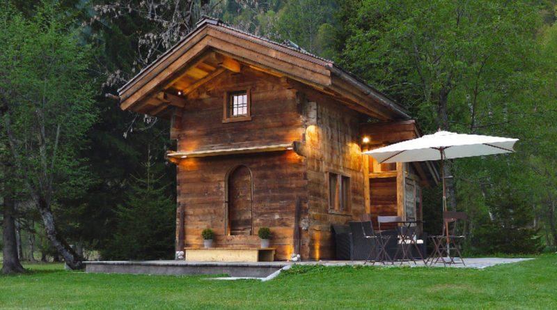 Chalet dans les Alpes au Mont Blanc : mieux que l'hôtel !