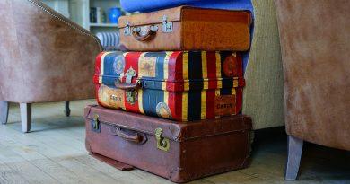 Sélection de valises anciennes pour partir en voyage en Chine