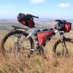 Vélo prêt pour faire du Cyclotourisme